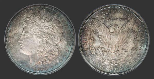 1893 Cc Morgan Dollar Carson City Morgan Dollars Carson City Mint